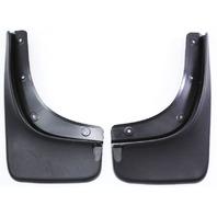 New Genuine Rear Mudflaps 12-14 VW EOS Mud Flap Splash Guards - 1Q0 075 101 A