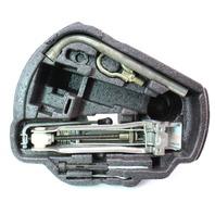 Trunk Tool Kit 99-05 VW Jetta Golf MK4 Jack Lug Wrench Tow Hook ~ 8L0 011 031 A