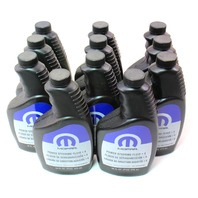 11 Bottles Of Mopar Power Steering Fluid + 4 - 05166226AA