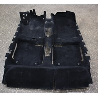 Interior Floor Carpet 01-05 VW Jetta Wagon MK4 - Genuine - 1J9 863 367 K / 07N