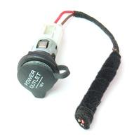 Trunk 12V Power Outlet Lighter Socket 99-05 VW Jetta Golf GTI Mk4 ~ Genuine ~