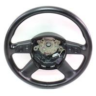 Multi Function Leather Steering Wheel 05-08 Audi A4 B7 Genuine - 8P0 419 091 BG