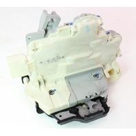 LH Front Door Latch Lock Actuator 05-08 Audi A4 S4 B7 - Genuine - 8E1 837 015 AB
