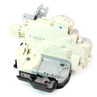LH Rear Door Latch Lock Actuator 05-08 Audi A4 S4 B7 - Genuine - 8E0 839 015 AB
