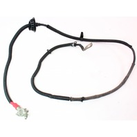 positive battery cable terminal wiring harness 05 08 audi a4 b7 2 0t genuine carparts4sale inc