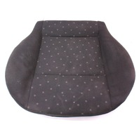 Front Seat Cushion & Cover 99-01 VW Jetta Golf MK4  - Cloth - Genuine