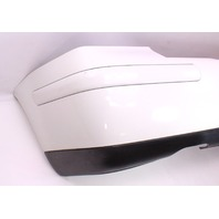 Rear Bumper Cover 99-02 VW Cabrio MK3.5 - LA9B Cool White - 1E0 807 421