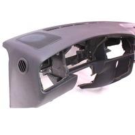Dashboard Dash Board Shell Black Dimpled 99.5-02 VW Cabrio MK3.5 - Genuine