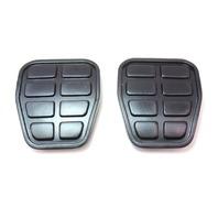 2x Genuine VW Brake Clutch Pedal Pads Covers 93-99 Jetta Golf Cabrio 321 721 173