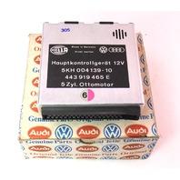 NOS Autocheck Control Unit Module Audi 5000 - Genuine - 443 919 465 E
