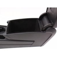 Black Center Console Armrest Arm Rest 06-10 VW Passat B6 - 3C0 863 319 J
