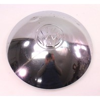 Chrome Hub Center Cap Hubcap VW Beetle Bug 1960s Aircooled - Genuine