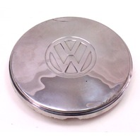 "7.5"" Chrome VW Hub Cap Wheel Cover Beetle Ghia Fastback - Genuine"