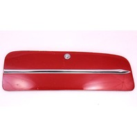 Glove Box Compartment Door 60-67 VW Beetle Bug Air Cooled - Ruby Red - Genuine