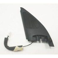 LH Speaker Corner Mirror Trim VW Jetta Golf GTI Mk4 - Monsoon- 1J0 837 993 B