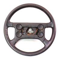 Leather 4 Spoke Sport Steering Wheel VW Rabbit GTI MK1 - Genuine - 321 419 660