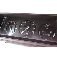 Gauge Cluster Speedometer 80-83 Audi 5000 Turbo - 437 919 035 B