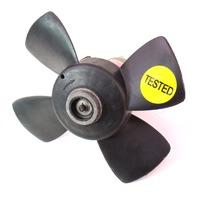 Electric Radiator Fan 90-94 VW Passat B3 16v - Genuine - 357 959 455