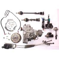 6 Speed Manual Transmission Swap Parts Kit 99-05 VW Jetta Golf MK4 Beetle 02M