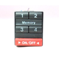 Power Memory Seat Switch Controls Audi 100 - Genuine - 893 959 769