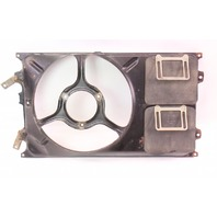 Radiator Cooling Fan Shroud 85-93 VW Cabriolet, 87-89 Jetta Golf Mk2 - Genuine