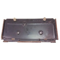 Front License Plate Holder 90-92 VW Jetta Golf GTI MK2 - Genuine - 191 813 995
