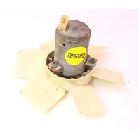 Radiator Cooling Fan Motor 87-89 VW Jetta Golf MK2 - Genuine - 0 130 107 247