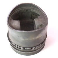 1.6 Diesel Piston 81-84 VW Rabbit Jetta Pickup MK1 Genuine - 76.48 +50