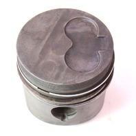 1.6 Diesel Piston 81-84 VW Rabbit Jetta Pickup MK1 ~ Genuine ~ 76.48