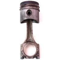 1.6 Diesel Piston & Connecting Rod 81-84 VW Rabbit Jetta Pickup MK1 - 76.48