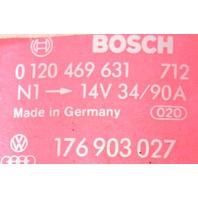 Alternator 85-92 VW Jetta Golf MK2 Cabriolet 1.8 8v - Genuine - 176 903 027