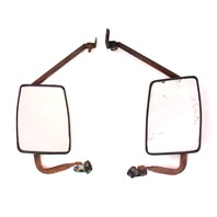 Towing Side View Mirrors 80-83 VW Rabbit Pickup MK1 Caddy Truck - 179 857 513