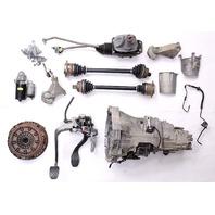 Manual Transmission Swap Parts Kit 98-05 Audi A4 Passat B5 V6 DVZ