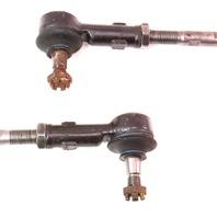 Manual Steering Tie Rod Ends 80-91 VW Vanagon T3 Westfalia - Genuine