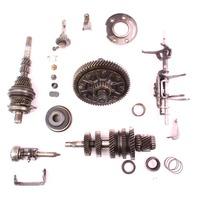 Manual Transmission Internal Parts Gears Differential Forks 9A VW Jetta GTI MK2