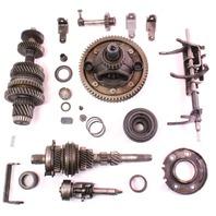 Transmission Internal Parts Gears Differential Forks 4K VW Jetta Rabbit GTI MK1