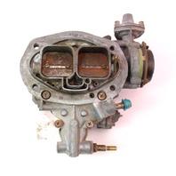 Holly R 9877 2932 Carburetor 1980 Ford Mustang 2.3