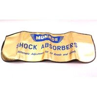 NOS Vintage Old School Monroe Shock Absorber Fender Protector Mechanic Mat