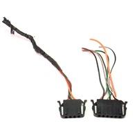 LH Tail Light Lamp Wiring Harness Pigtail 93-99 VW Jetta Mk3 - 191 972 706 / 704