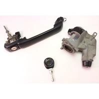 Ignition Collar & Key Handle 93-99 VW Jetta Golf GTI Cabrio MK3 - 357 905 851
