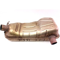 Stock Center Muffler Resonator 06-10 VW Passat B6 2.0T - Genuine - 3C0 253 411 K