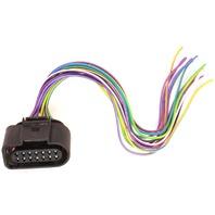 Transmission Valve Body Pigtail Plug VW Jetta Rabbit MK5 Passat B6 - 6X0 973 717