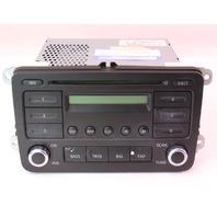 Stock Radio CD Player 06-10 VW Jetta Rabbit GTI MK5 Passat B6 - Genuine