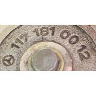 Oil Pump 84-85 Mercedes 500 SEC SEL W126 M117.693 - 117 181 0012 117 186 00 01