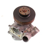 Water Pump 84-85 Mercedes 500 SEC SEL W126 M117.693 - 117 201 07 01