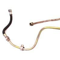 Transmission Oil Cooler Lines 84-85 Mercedes 500 SEC SEL M117.693