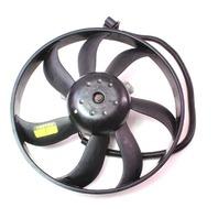 RH 290mm Electric Cooling Fan 02-05 VW Golf MK4  - Genuine