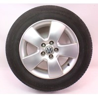 "Full Size Spare 15"" 5x100 Ronal Alloy Wheel Rim Tire 99-05 VW Jetta Golf MK4 -"