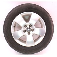"Full Size Spare 15"" 5x100 Ronal Alloy Wheel Rim Tire 99-05 VW Jetta Golf MK4 ~"