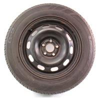 "Full Size Spare 15"" 5x100 Steel Wheel Rim Tire 99-05 VW Jetta Golf MK4 - Genuine"